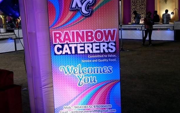 Rainbow Caterers