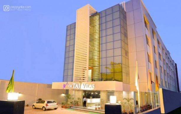 Hotel The Taj Vilas