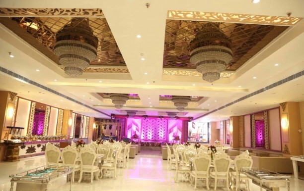 LA Maurya Banquets