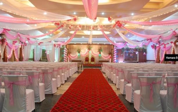Shree Siddhi Marriage Hall